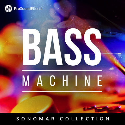 Sonomar Collection: Bass Machine