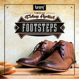 Virtual Foley Artist - Footsteps