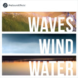 Waves Wind Water