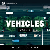 Wu Collection: Vehicles Vol. 1