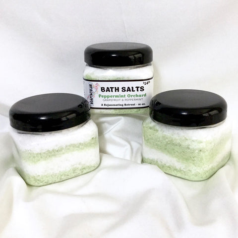 Bath Soak - Peppermint Orchard
