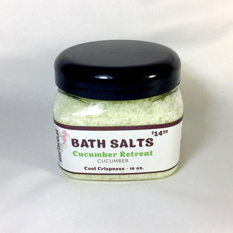 Bath Soak - Cucumber