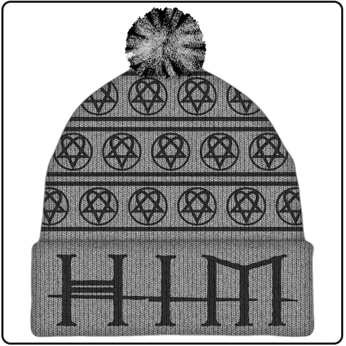 HIM BOBBLE HAT