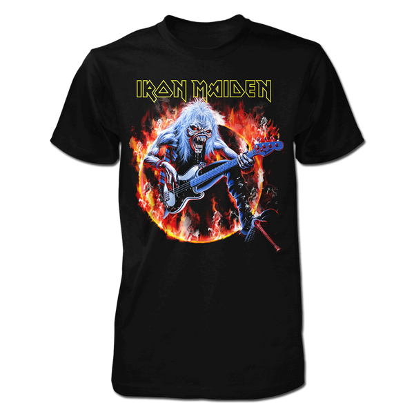 Fear Live Flames Men's Tee