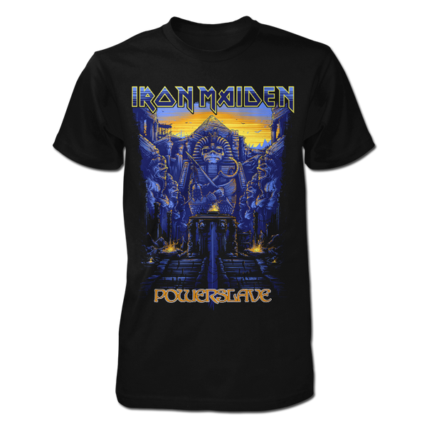 Dark Ink Powerslave Tee