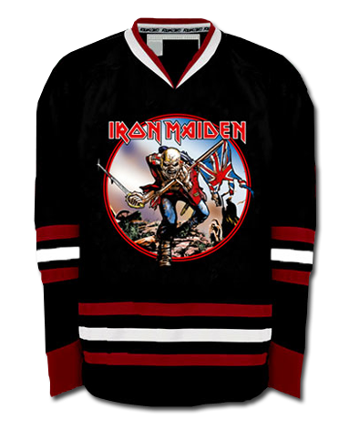 'The Trooper' Hockey Jersey - XLarge