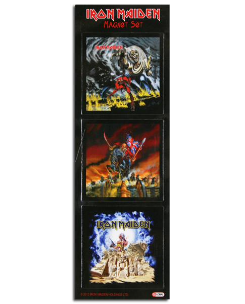 Magnet Set of 3 (Tour)
