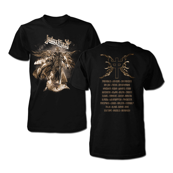 Redeemer Of Souls Sepia Fall 2015 Tour Tee