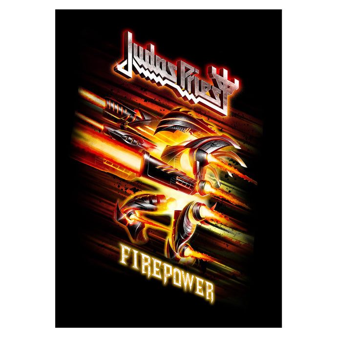 Firepower Lithograph