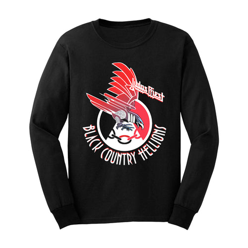 Screaming For Vengeance Black Country Hellions Long Sleeve