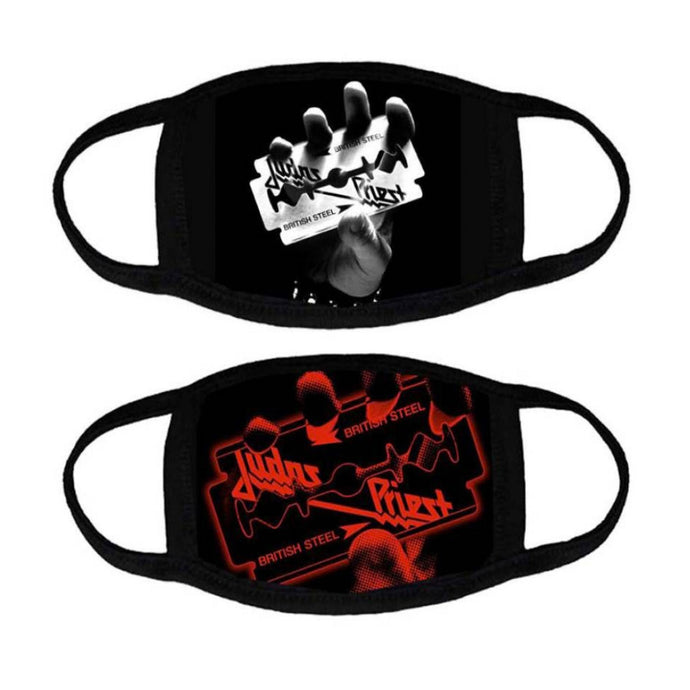 British Steel Mask 2 Pack