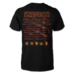 Firepower Creature Tour Tee