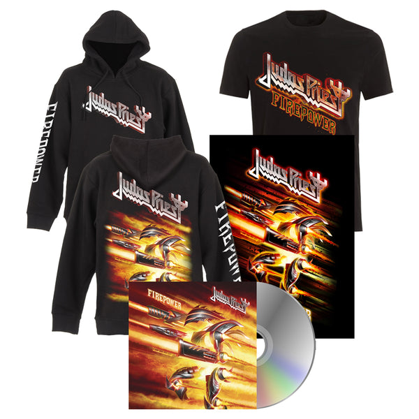 Firepower Deluxe CD Bundle