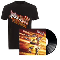 Firepower Tee & LP Bundle
