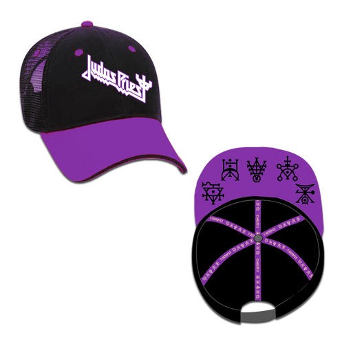 2019 Tour Mesh Trucker Cap