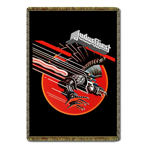 Screaming For Vengeance Tapestry Blanket