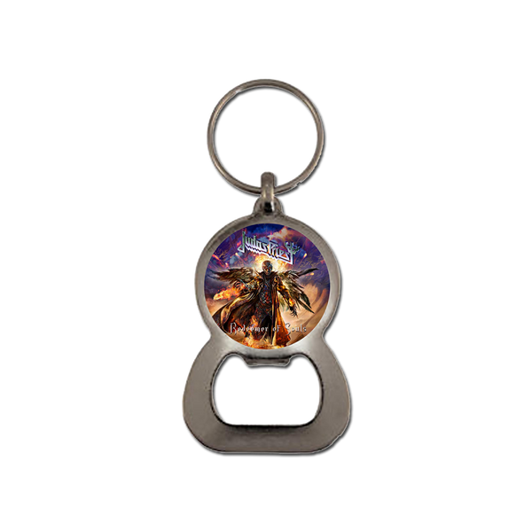 REDEEMER OF SOULS BOTTLE OPENER KEYCHAIN