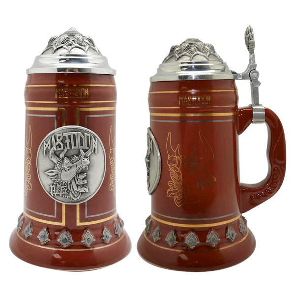 THE HUNTER GERMAN BEER STEIN