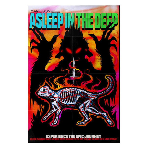Asleep In The Deep Poster
