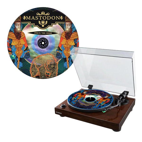 Crack the Skye LP + Slip Mat Bundle
