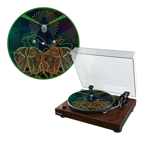 Crack The Skye Medvedi Slipmat