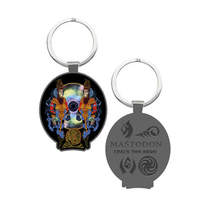 Crack the Skye Cover Photodome Keychain