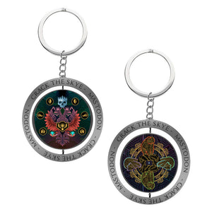 CTS Bear and Bird Spinner Keychain