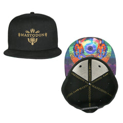 Crack the Skye Cover Snapback Cap