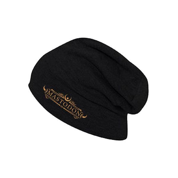 Emperor of Sand Logo Embroidered Slouch Beanie