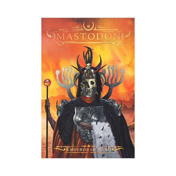 Emperor of Sand Limited Edition Lenticular Poster