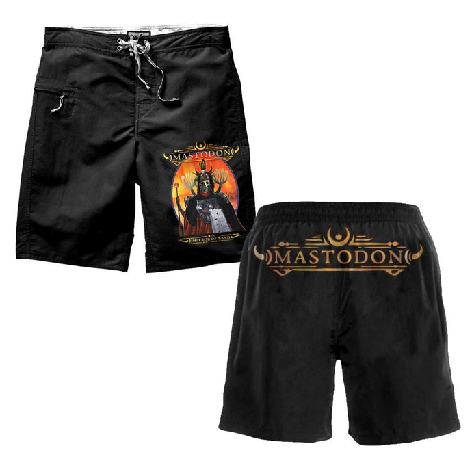 Emperor of Sand Board Shorts
