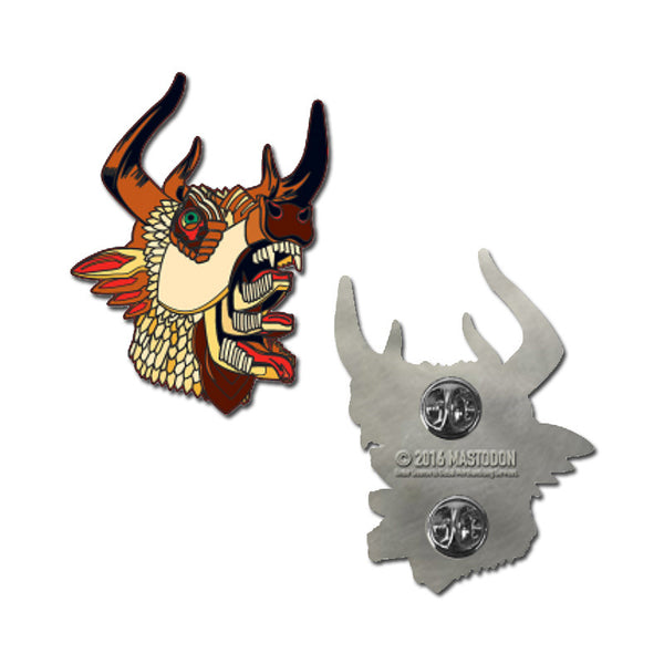 Limited Edition The Hunter Enamel Pin