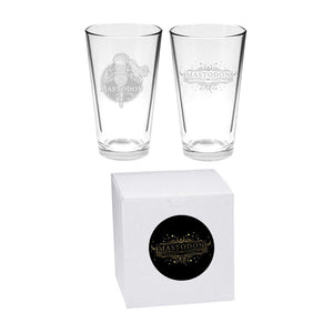 Medium Rarities Pint Glass Set