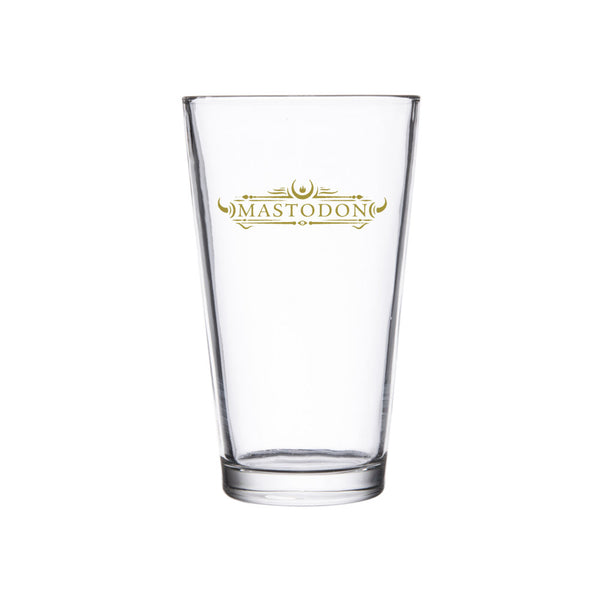 Emperor of Sand Logo Pint Glass