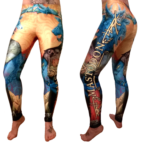 Blood Mountain Leggings