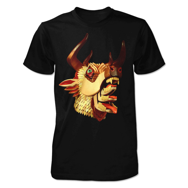 LONE HUNTER HEAD TEE