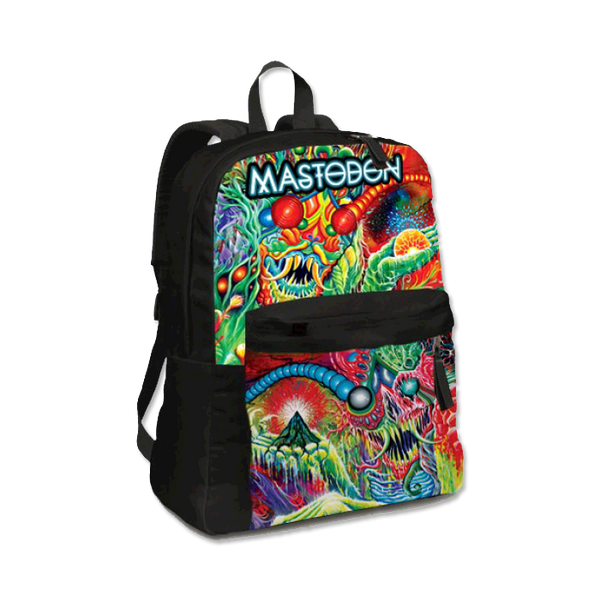 Mastodon Once More Round The Sun Backpack