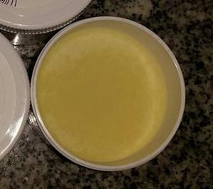After-Sun Cooling Butter