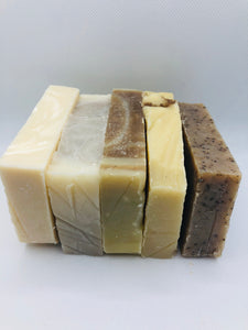 5 Bar Soap Bundle