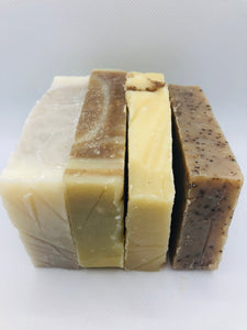 4 Bar Soap Bundle
