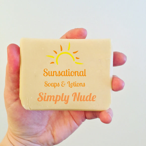 Simply Nude Soap