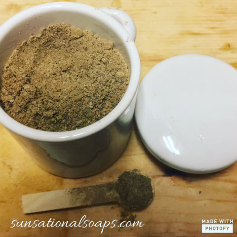 Hibiscus Clay Facial Mask