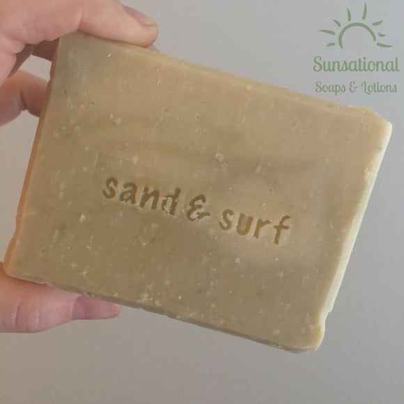 Sand and Surf Soap
