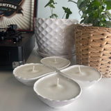 Ceramic Dish Soy Candles