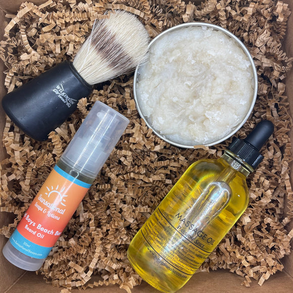 Shave & Massage Bundle