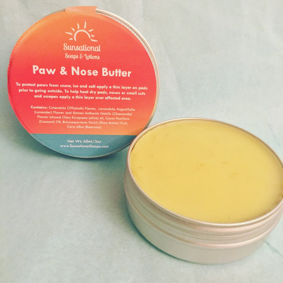 Dog Paw and Nose Butter
