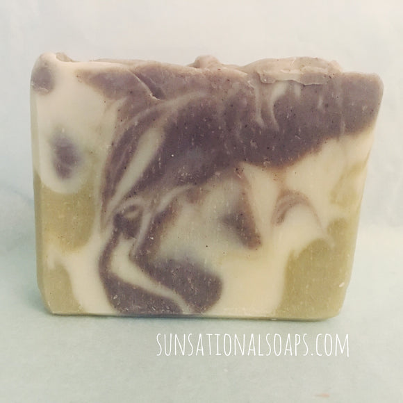 Celtic Mist Soap