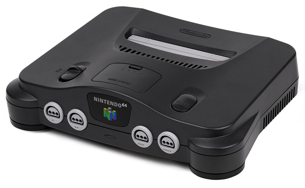 N64 System (Refurbished) with Cords and Controller
