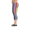 3/4 Pride Bodybuilding Tights (Silver)