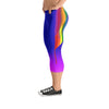 3/4 Pride Bodybuilding Tights (80's Neon)